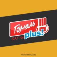 "Logo of radio station РАДИО ""Гомель Плюс"" 103,7 FM"