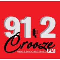 Logo of radio station 91.2 Crooze FM
