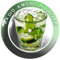 Logo of radio station Radio America Latina