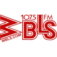 Logo of radio station 107.5 WBLS