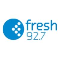 Logo of radio station 5FBI Fresh