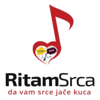 Logo of radio station Ritam Srca Rock&Pop
