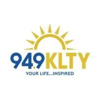Logo de la radio 94.9 FM KLTY