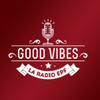 Logo of radio station Good Vibes