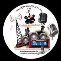Logo of radio station AMAQHAWANENTABA FM