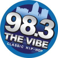 Logo de la radio KWQW 983 The Vibe