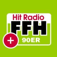 Logo of radio station FFH+ 90ER