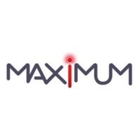 Logo de la radio Maximum
