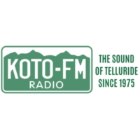 Logo of radio station KOTO FM