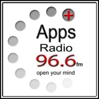Logo of radio station Apps Radio 96.6