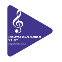 Logo of radio station Radyo Alaturka 91.0