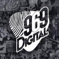 Logo of radio station XHTZ Digital 96.9 FM