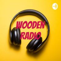 Logo of radio station WOODEN RADIO