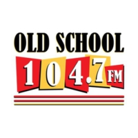 Logo de la radio KQIE Old School 104.7