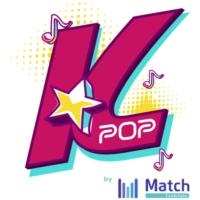 Logo of radio station K-Pop Radio iHeartRadio