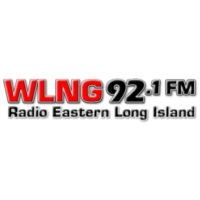 Logo of radio station WLNG 92.1