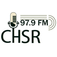 Logo of radio station CHSR 97.9 FM