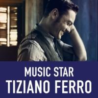 Logo of radio station Music Star Tiziano Ferro