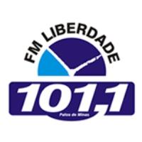 Logo of radio station Radio FM Liberdade 101.1