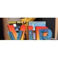 Logo of radio station VINCY INTERNET RADIO