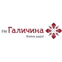 Logo of radio station Радіо FM Галичина