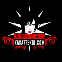 Logo of radio station KAKATTE KOI! Visual Kei Radio