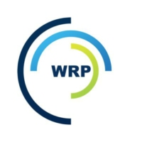 Logo of radio station WRP