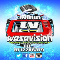 Logo of radio station Radio Tv Wasavision