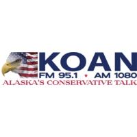 Logo de la radio KOAN FM 95.1