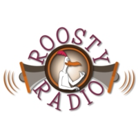 Logo of radio station Roosty Radio