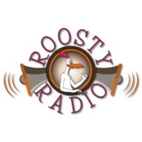 Logo de la radio Roosty Radio