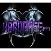 Logo of radio station Hardbase.FM