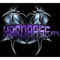 Logo of radio station Hardbase.FM