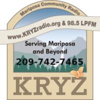 Logo of radio station KRYZ