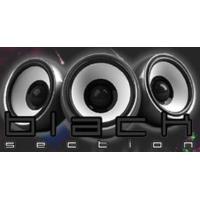 Logo of radio station Music base - DnB section