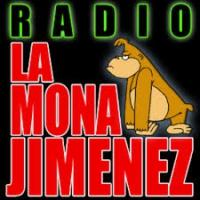 Logo of radio station La Mona Jimenez
