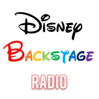 Logo de la radio Disney Backstage Radio
