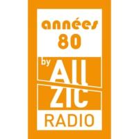 Logo of radio station Allzic Radio ANNEES 80