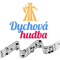 Logo de la radio Radio Dychova hudba