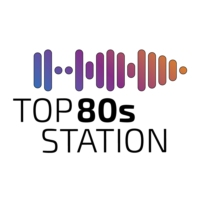 Logo of radio station Top 80s Station