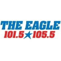 Logo de la radio KEGA The Eagle 101.5