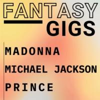 Logo de la radio Fantasy Gigs Megastars Live