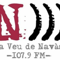 Logo of radio station La Veu de Navàs