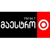 Logo de la radio რადიო მაესტრო FM 94.7