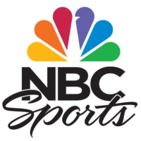 Logo of radio station NBC Sports Radio