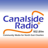 Logo de la radio Canalside Radio
