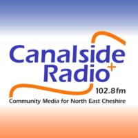 Logo of radio station Canalside Radio