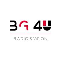 Logo of radio station BG 4U Radio Station
