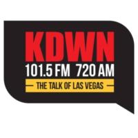 Logo of radio station KDWN 101.5 FM