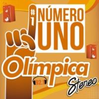 Logo of radio station Olímpica Stereo 92.1 FM